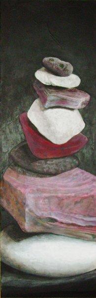 43 x 14 Steine von Milos