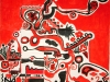 Die Geschichte einer Reise von Rot und Schwarz